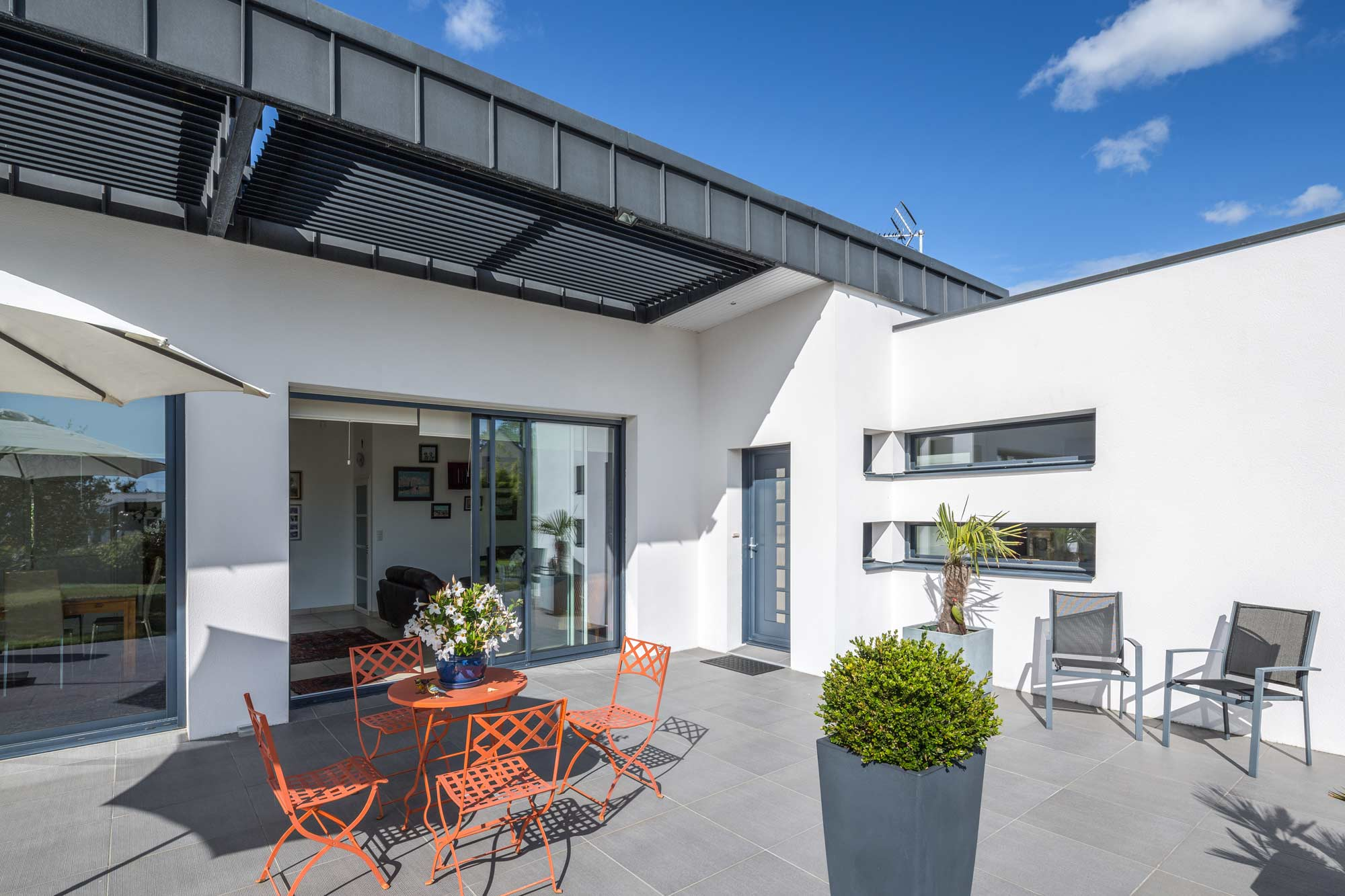 Contemporaine-plain-pied-architecte-VANNES-3