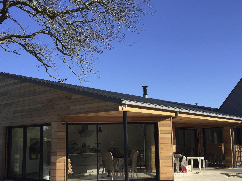 Restructurations-extensions-maison-plain-pieds-monopente-Le-tour-du-parc-Architecte-à-Vannes-1