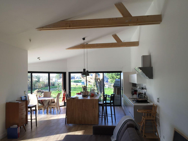 Restructurations-extensions-maison-plain-pieds-monopente-Le-tour-du-parc-Architecte-à-Vannes-5
