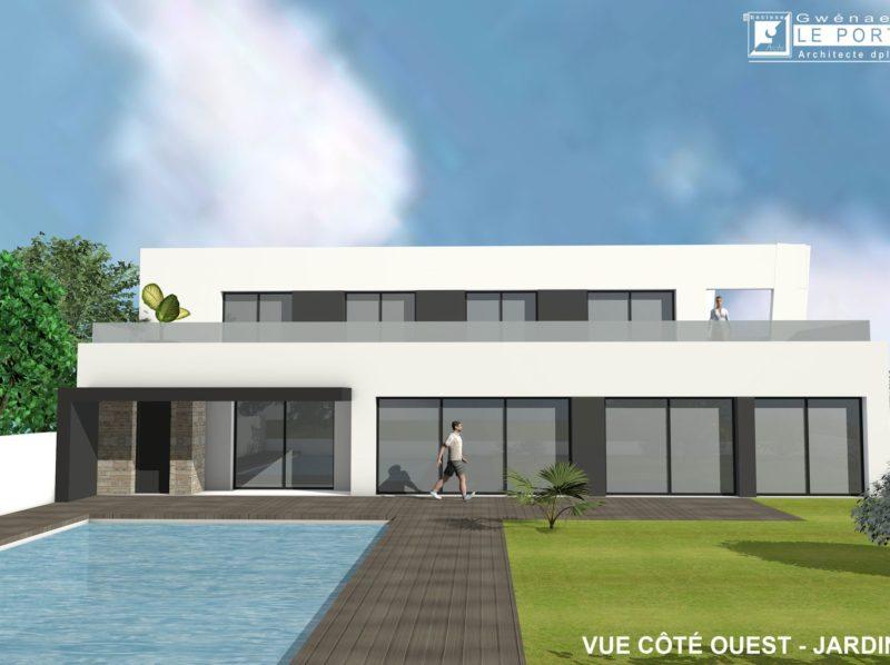 Villa-contemporaine-à-toit-plat-darchitecte-à-Vannes-1-800x598