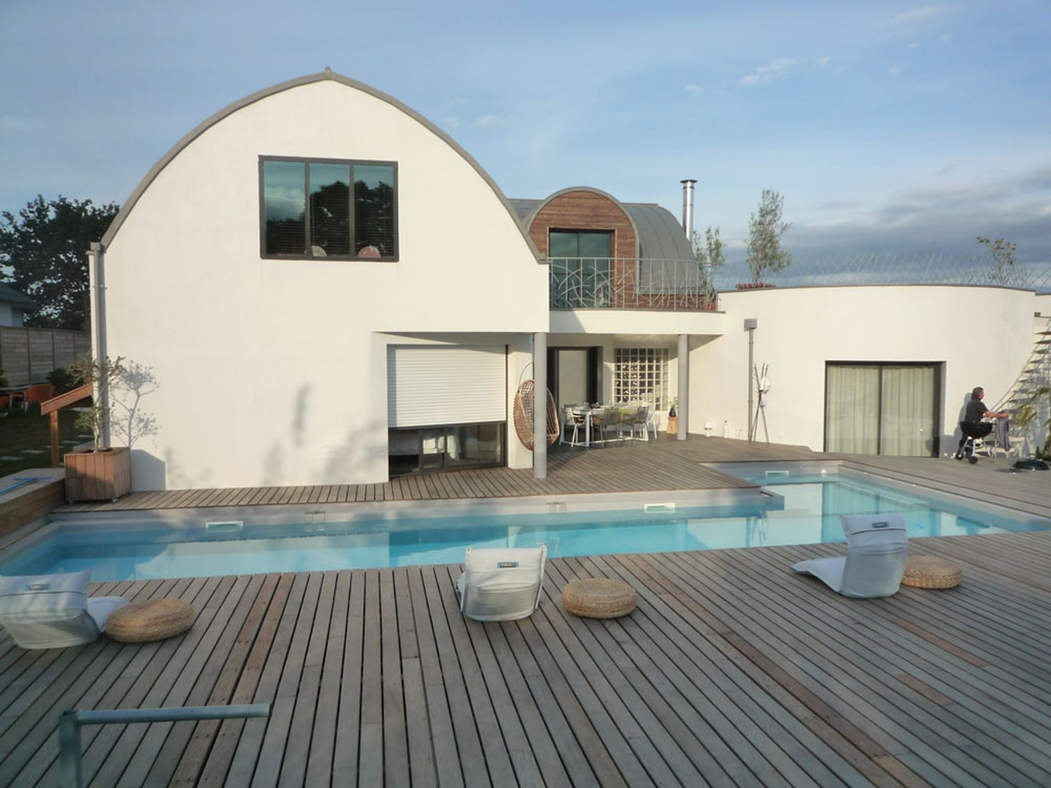 Villa-contemporaine-toiture-zinc-Architecte-à-Vannes-16