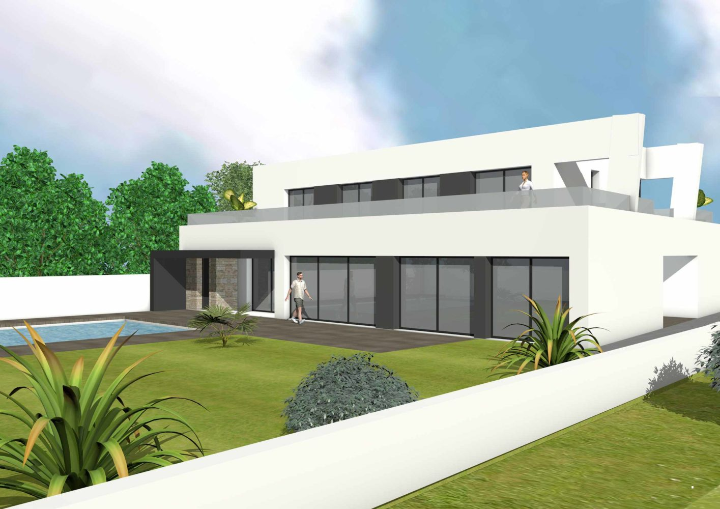 villa-contemporaine-à-Vannes