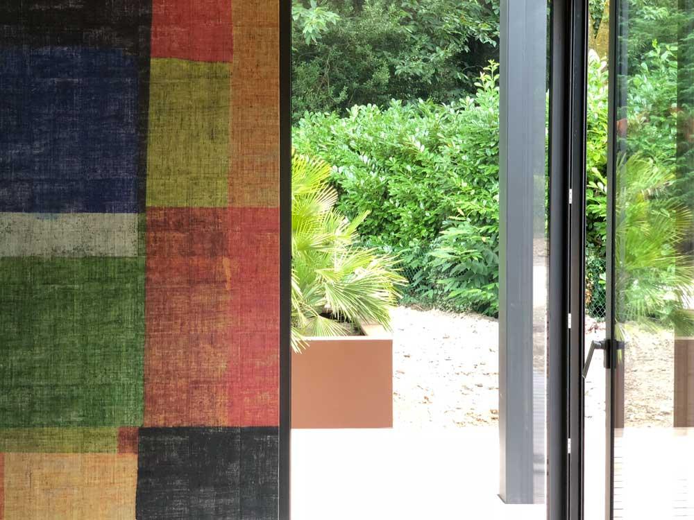 tapisserie-colorée