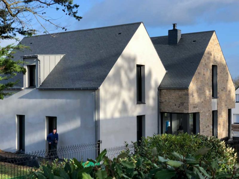 Maisons Toitures Ardoises 224 Vannes Dans Le Morbihan