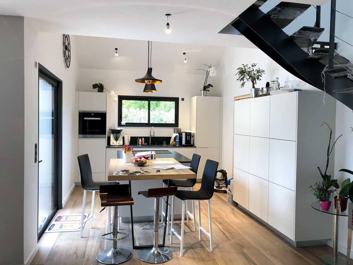 Maison-individuelle_aménagement-de-cuisine